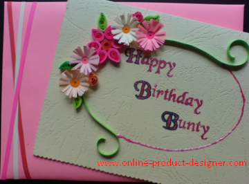 Design Custom Greeting Card Using The User Friendly Designing Tool